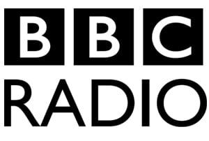 BBC radio grey logo