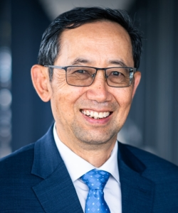 Yudong He, PhD, MBA